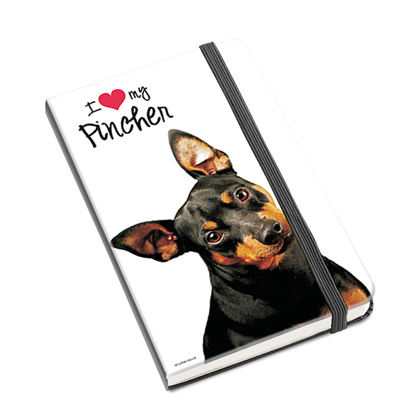 Cãoderneta Pet Pinscher
