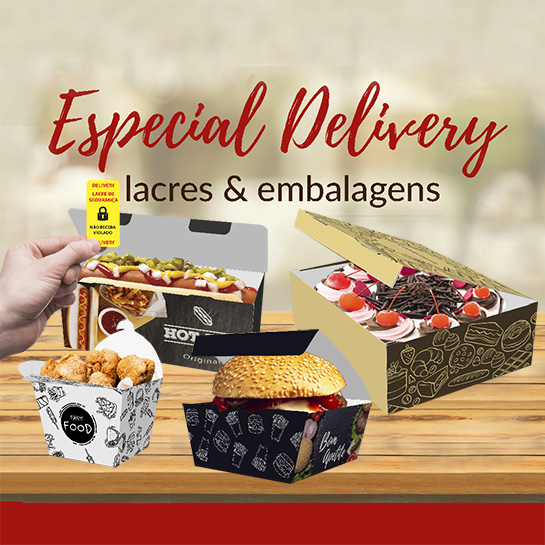 Embalagens Delivery